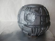 Remember that time I made a Death Star cake? Remember that time I made a Death Star cake? http://thisisrocksalt.com/2012/05/09/the-death-star-cake/