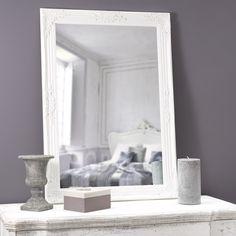 Espejo Enzo blanco 103x73, Maisons du Monde, 79,99€
