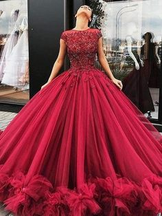 Welcome to our store. We will provide best service and product for you. Please contact us if you need more information than it is stated below .We could make the dresses according to the pictures came from you,we welcome retail and wholesale.A:Condition:brand new ,column ,mermaid or A-line style,Length: Floor lengthFab Ball Gowns Evening, Ball Gowns Prom, Ball Gown Dresses, Evening Dresses, Red Ball Gowns, Masquerade Ball Gowns, Tulle Ball Gown, Prom Dresses With Pockets, Plus Size Prom Dresses