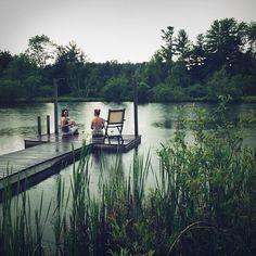 lake days