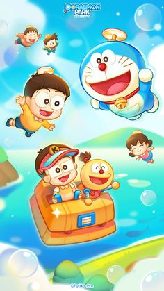 Sinchan Cartoon, Doraemon Cartoon, Cute Cartoon Drawings, Art Drawings Sketches, Doraemon Wallpapers, Cute Cartoon Wallpapers, Disney Pictures, Cute Pictures, Hand Embroidery Videos
