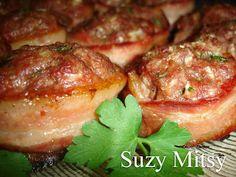 Culinária-Receitas - Mauro Rebelo: Medalhões de Carne Moída