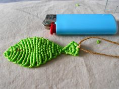 Fish bracelet tutorial