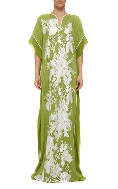 Curated Collection: The Caftan Resort 2016 Look 8 on Moda Operandi