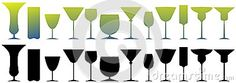 #Glasses - Download From Over 27 Million High Quality Stock Photos, Images, Vectors. Sign up for FREE today. Image: 36560773 #illustration #image #art #artistic #background #cocktail #color #colorful #fun  #party