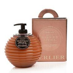 Perlier Honey and Tiramisu Honeycomb Shower, Bath Cream