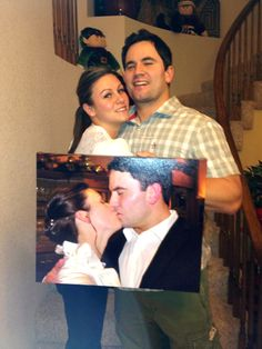 Every year on your anniversary, take a picture holding a photo of the previous years anniversary photo. Fall Wedding, Our Wedding, Wedding Ideas, Creative Photography, Family Photography, Marriage Advice Quotes, Anniversary Pictures, Hoover Dam, Online Pharmacy
