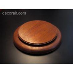 Drevený tanierový ventil - ROUTE kruhový Diffusers