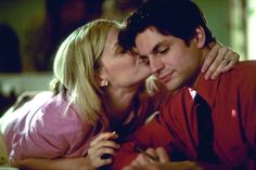 Lindsay Peterson and Brian Kinney, Queer as Folk (2000-2005)