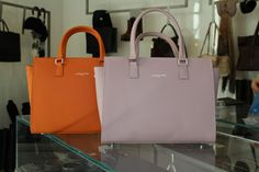 @lancasterparis  #LeABoutique #Milano #bag #orange #pink