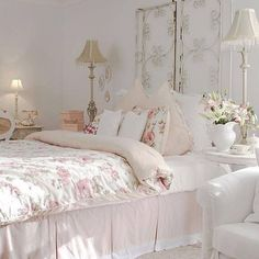 ~ Pink and White Bungalow ~