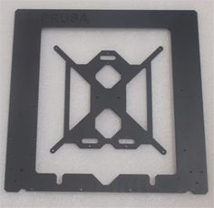 Buy US $81.77  Funssor Reprap Prusa i3 MK2 Clone aluminum Single frame  +heating bed 6mm thickness black color  CNC made  #Funssor #Reprap #Prusa #Clone #aluminum #Single #frame #+heating #thickness #black #color #made  #Electronics