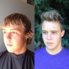 11 Best Men S Hair Images Men Hair Men S Haircuts Guy Hair