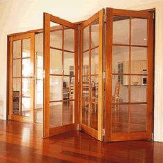 Want french sliding doors Sliding French Doors, Door Design, My Dream Home, Windows, Cabin Ideas, House Ideas, Building, Wall, Furniture