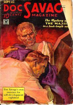 Doc Savage, Pulp Magazine