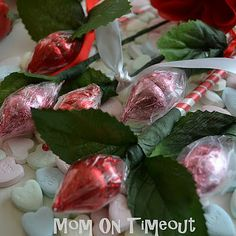 Hershey Kisses Lt 3 Did These For Our Wedding Favors Put Them In Vaces On