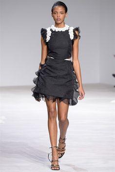 Aya Jones x Giambattista Valli Haute Couture