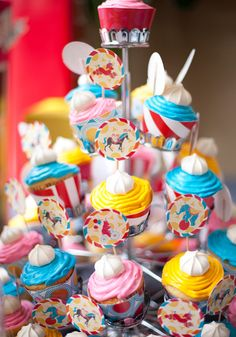 Theme Birthday Party Parade Ideas...decorations, food, activities , drinks and so much more