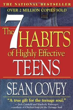 Resources to teach the 7 Habits of Highly Effective Teens