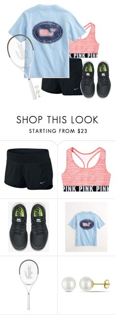 """((day 4))"" by ellababy13 ❤ liked on Polyvore featuring NIKE, Vineyard Vines, Lacoste, Miadora, women's clothing, women, female, woman, misses and juniors"