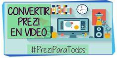 Convertir una Presentación Prezi en Video