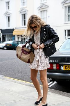 How To Wear A Straw Bag Like A Blogger - The Closet Heroes
