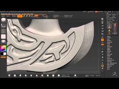 ▶ Norse - axe (work in progress) - YouTube