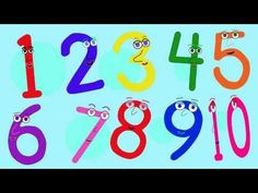 10 Little Numbers (HD)