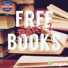 Free Books (Part 2)