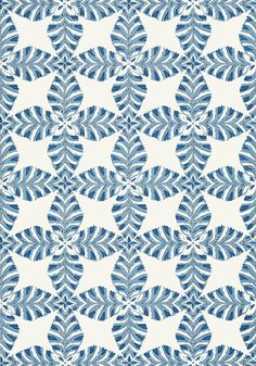 STARLEAF, Blue, T2974, Collection Paramount from Thibaut
