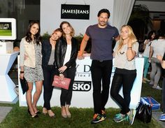 Celebs hang out at the James Jeans x New Balance x Isko Twiggy Dancer Launch Party. See what all the celebs were raving about! http://jamesjeans.us/new-arrivals/new-james-twiggy-dancer