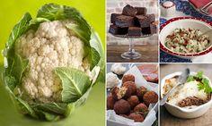 Tasty ways to cook cauliflower | Daily Mail Online