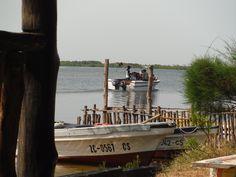 Carabane vers Catacalousse en Pirogue pour la visite de Cap Skirring et Kabrousse