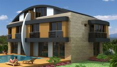 İlbey Twin Villa