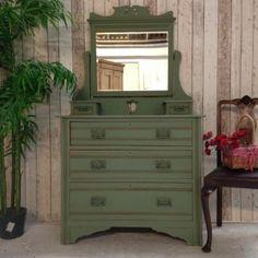 autentico verte olive  paint