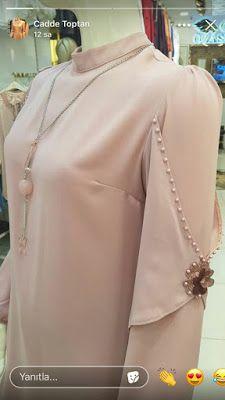 Sleeves Designs For Dresses Kurti Sleeves Design, Sleeves Designs For Dresses, Kurta Neck Design, Dress Neck Designs, Sleeve Designs, Kurti Designs Party Wear, Kurta Designs, Blouse Designs, Abaya Fashion