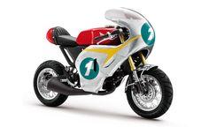 Honda RC X vintage racer 125cc
