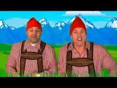 Double Dj's - Boven Op de Berg (Dwergenlied) (+afspeellijst)