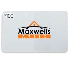 Win a $100 Maxwells Attic Gift Card @maxwellsattic Enter Here, I did:  http://virl.io/cyiuGaHp