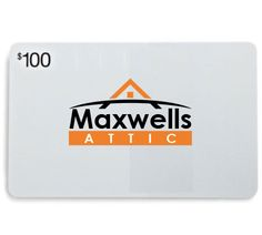 Win a $100 Maxwells Attic Gift Card