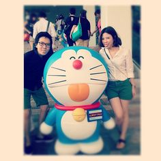 100 years before the birth of Doraemon mon mon  @ae_aero - @pamaham- #webstagram