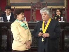 Municipalidad de Lima condecoró a pintor cusqueño Alberto Quintanilla Del Mar
