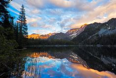 Alpine Lakes Sunset - Danny Seidman, flickr