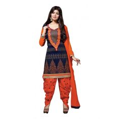 Ledies patiala suits salwar suits embroidery work