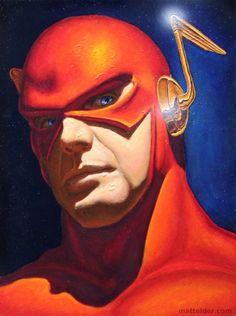 Flash by Matt Elder