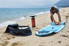 Red Paddle Co makes some of the best inflatable paddle boards on the market, and their updated lineup continues to lead the industry when it comes to durability Best Inflatable Paddle Board, Sup Paddle Board, Surfboard Car Rack, Pilates, Kayak Anchor, Best Surfboards, Sup Accessories, Car Racks, Remo