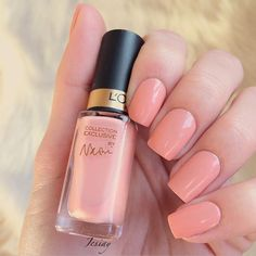 #regram #lorealparisde #naomisrose #collectionexclusive #nails #nailpolish
