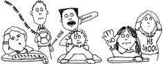 7 Best Cool School Clip Art & Cartoons for Teachers and
