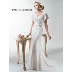 Maggie Sottero Payton 4MC034- [Maggie Sottero Payton] -  Buy a Maggie Sottero Wedding Dress from Bridal Closet in Draper, Utah