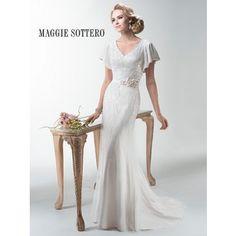 Maggie Sottero Payton 4MC034- [Maggie Sottero Payton] -  Buy a Maggie Sottero Wedding Dress from Bridal Closet in Draper, Utah